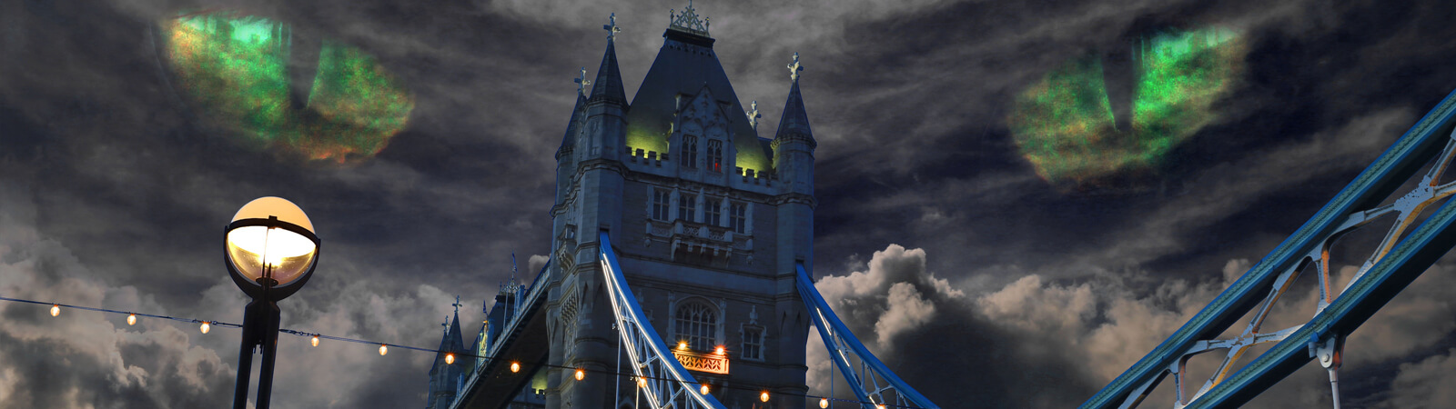 Top 10 Halloween In London Haunts