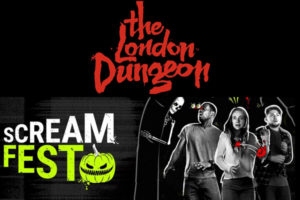 london dungeon halloween