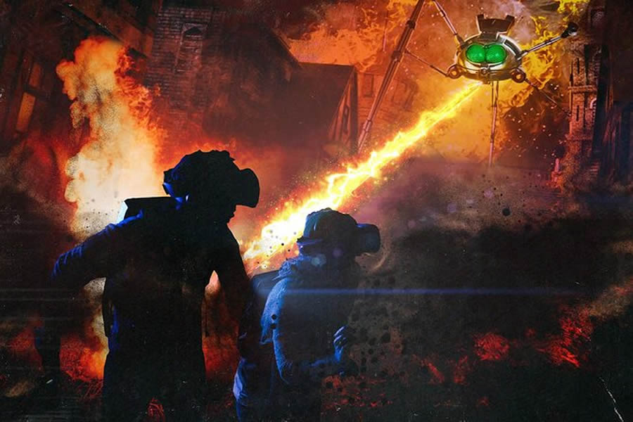 Jeff Wayne's The War of the Worlds: The Immersive Experience