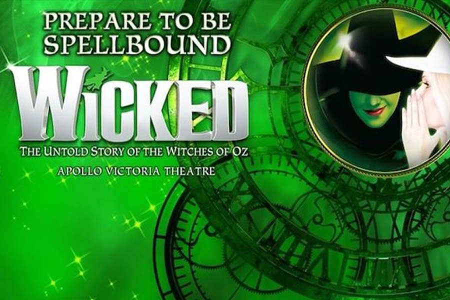 Wicked the Musical London