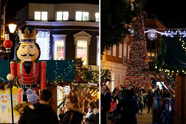 Kingston Christmas Market, Greater London