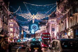 regent-street-at-christmas london