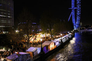 Southbank Centre Winter Market, London