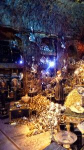Lestrange Vault - Gringotts Wizarding Bank at Warner Bros Studio Tour London - The Making of Harry Potter