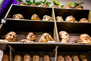 Creature Shop at Warner Bros Studio Tour London - The Making of Harry Potter
