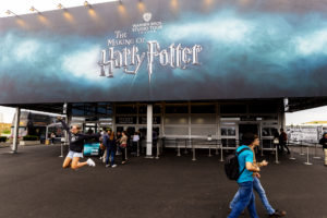 Outside the Studio -  Warner Bros Studio Tour London - The Making of Harry Potter