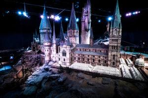 Hogwarts Castle at Warner Bros Studio Tour London - The Making of Harry Potter
