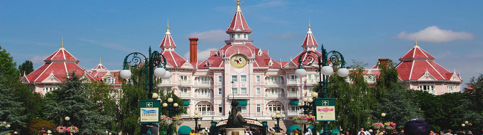 Disneyland Paris From London With Kids