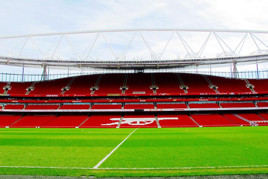 Fans can also visit Arsenal Emirates Stadium.