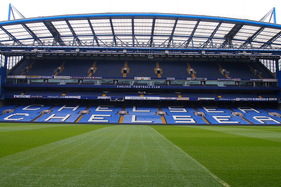 Visiting Chealsea Stadium is one of the best London tours for football fans
