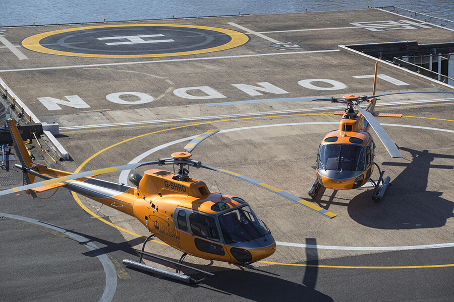 Exclusive London Helicopter tours