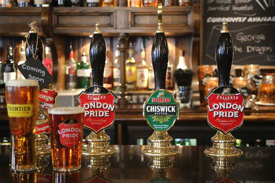 London beer tour, secret pubs, craft tours