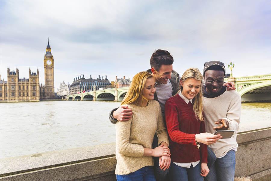 Best way to feel London is by London walking tours.
