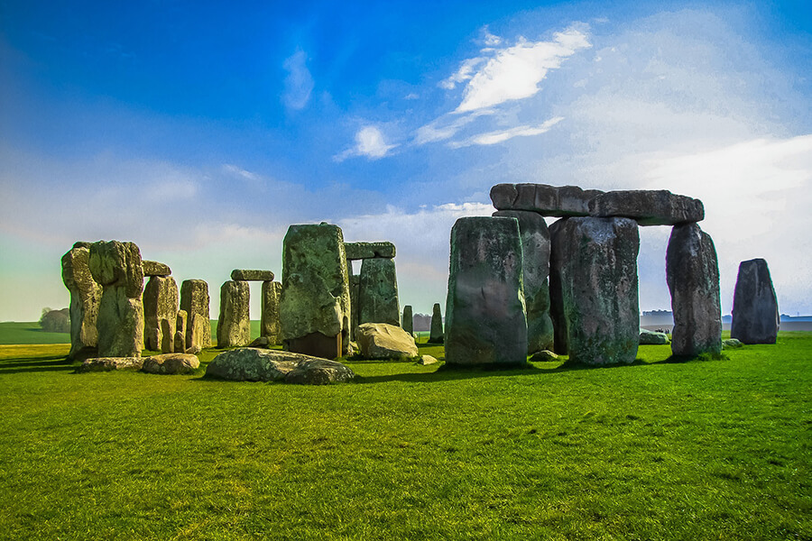 Want to visit Stonehenge? Possible with a private tour from London.