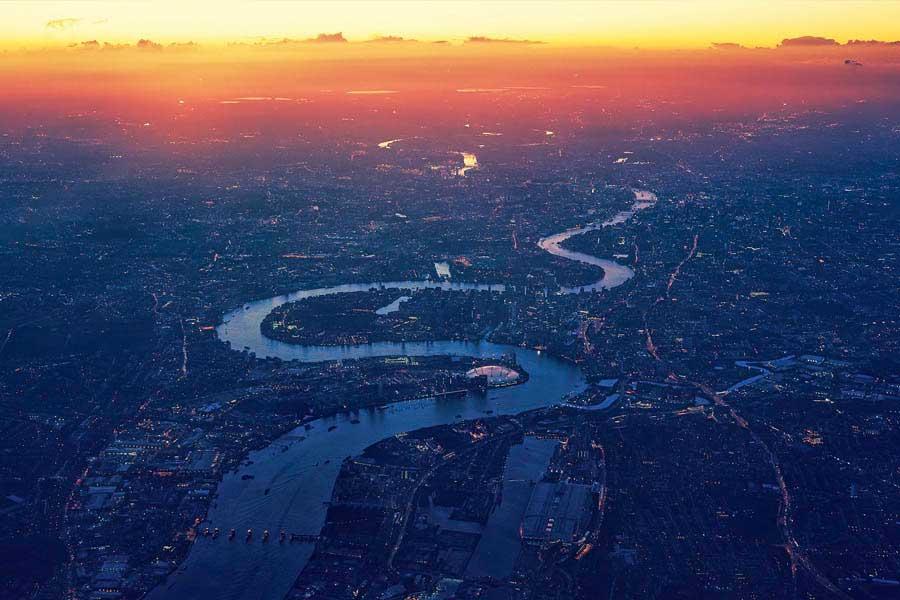 Magical River Thames has a lot of tour options