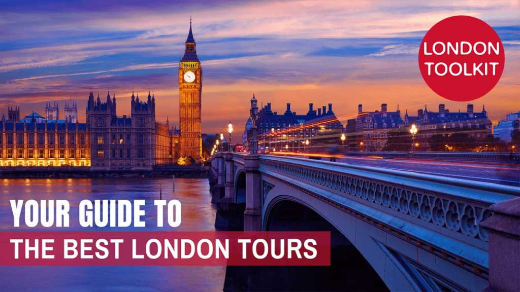 The best London tours guide