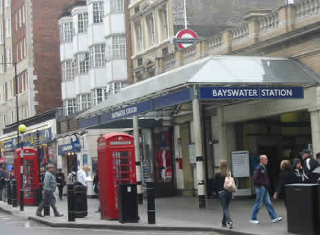 Hotels Near Queensway Tube Station