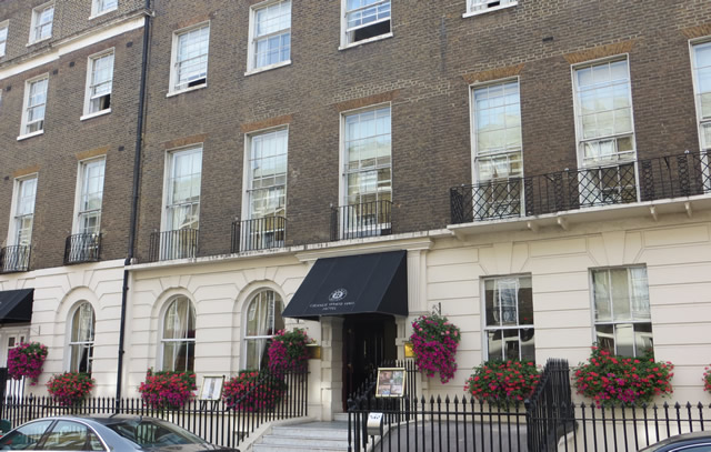 Cheap Bed Amp Breakfast In London Bloomsbury Russell Square