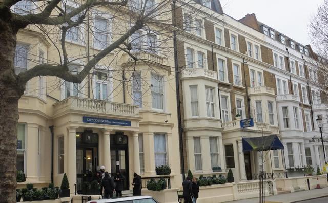 Bed And Breakfast London Kensington Cheap