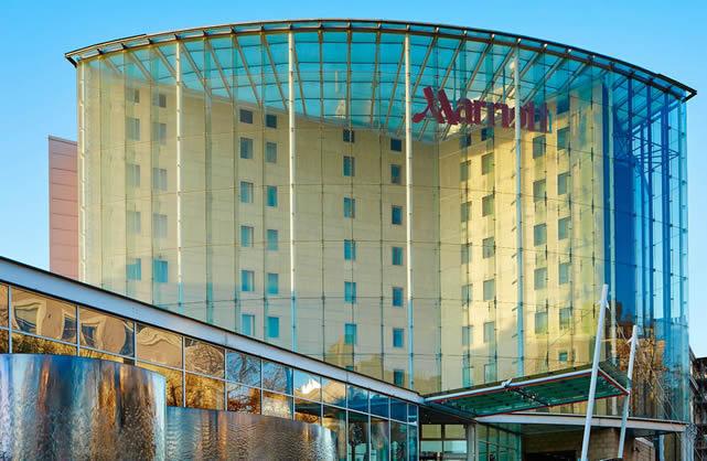 hoteles londres kensington: