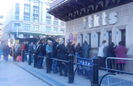 The Official Half Price Theatre Ticket Booth Leicester Square London
