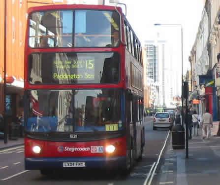 London Sightseeing Tours From Paddington Station