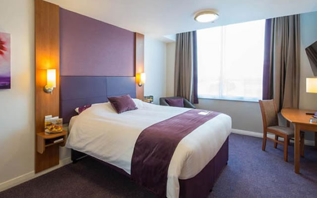 Premier Inn Room London
