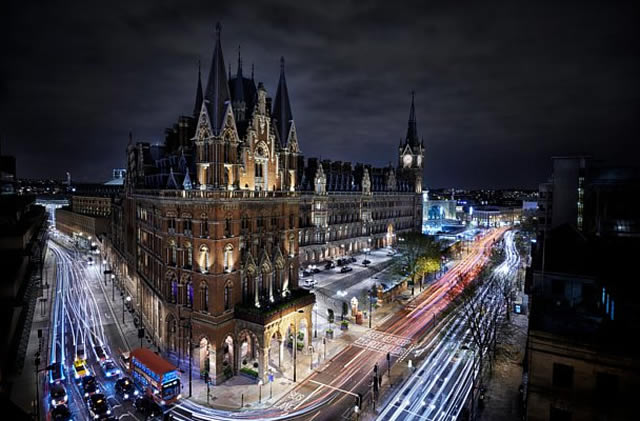 Hotels Near London Eurostar Train Station