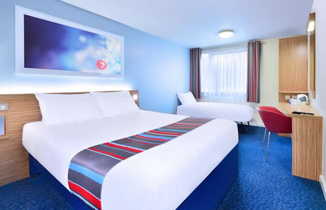 Travelodge Room London