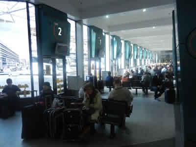 Luggage Storage At Victoria Station