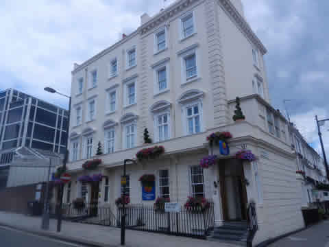 Comfort Inn Londres Victoria (Buckingham Palace Road)