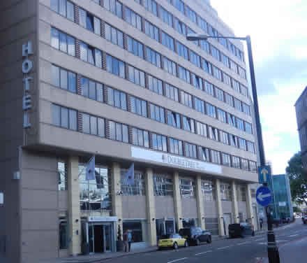 Hilton Hotel Near Victoria Station London