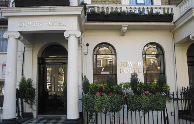 Cheap Bed and Breakfasts Hotels Central London