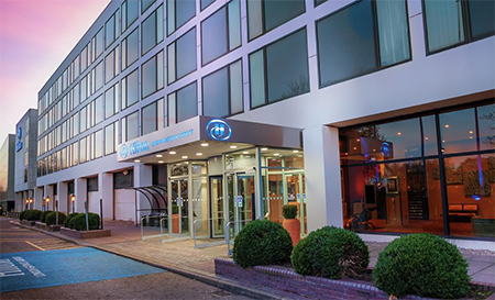 Hilton Hotel Gatwick Airport London