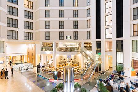 Sofitel Hotel Gatwick Airport London