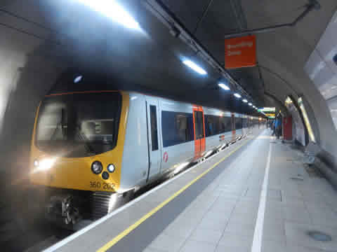 Heathrow Connect Train To London Cheaper Than The Express