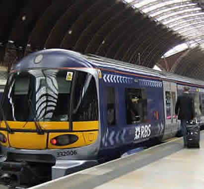 Tren Heathrow Express Londres