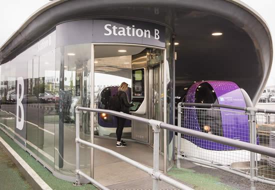Hotel Parking Heathrow Terminal 5 Direct Pod Link