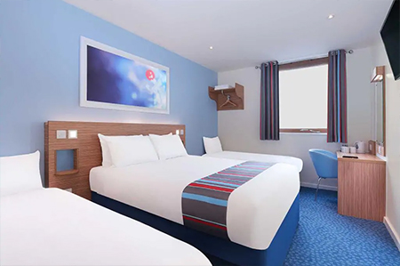 Cheapest Hotel For Heathrow Airport Terminal 5 Travelodge T5