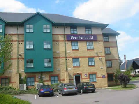 Premier Hotel Luton Airport