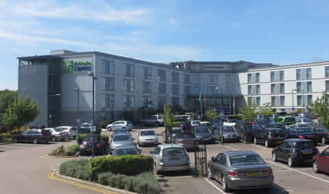 Holiday Inn Express Stansted Closest Budget Hotel To Terminal
