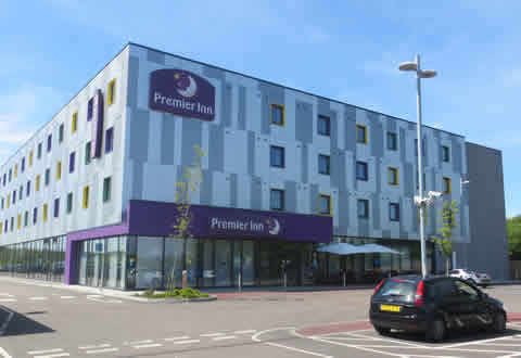 London Stansted Hotels With Parking
